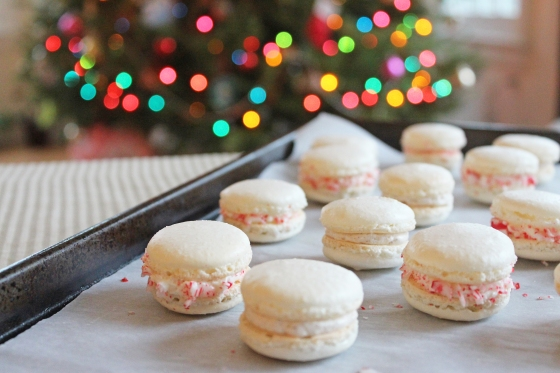 Christmas Macarons.Christmas Macarons Recipe If You Give A Blonde A Kitchen