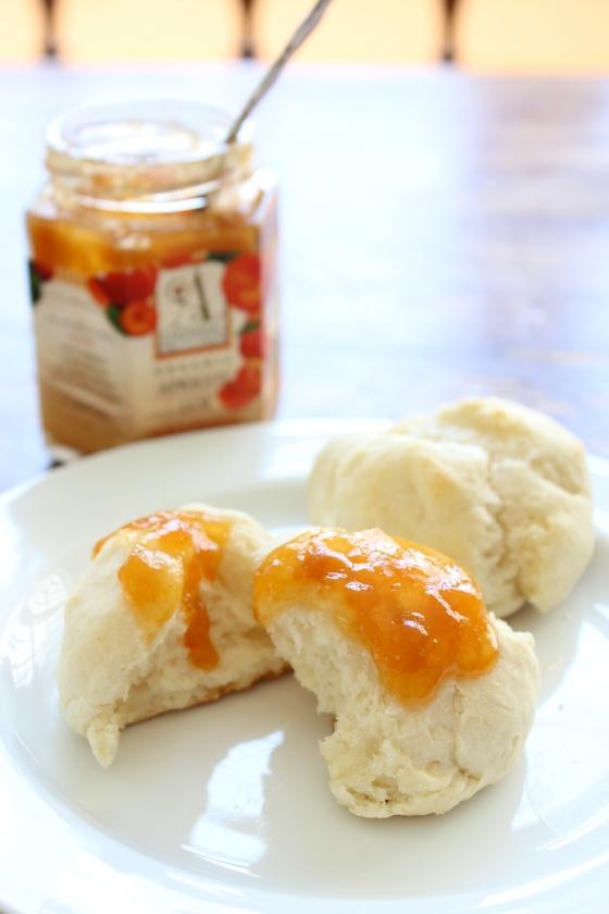 Homemade Buttermilk Biscuits Recipe | @haleydwilliams