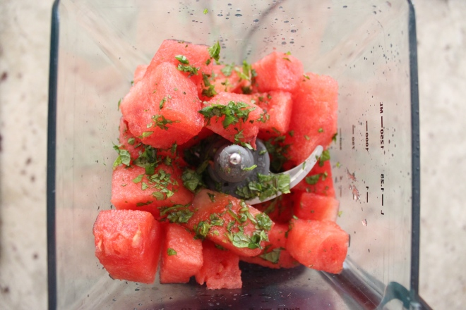 Watermelon Mojito Popsicles   If You Give a Blonde a Kitchen
